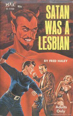 Satan Lesbian
